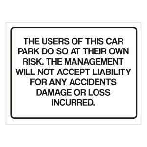 Car Park Risk