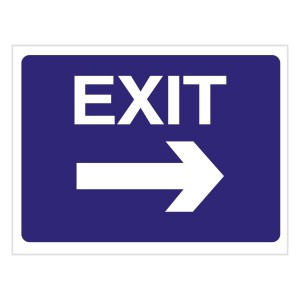 Exit – Right