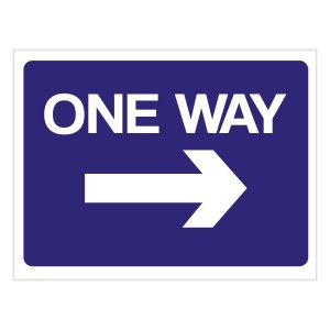 One Way – Right