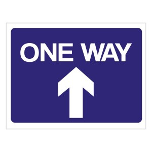 One Way – Up
