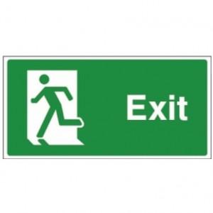 Final exit left