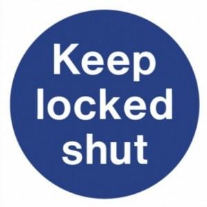 Keep Locked Shut