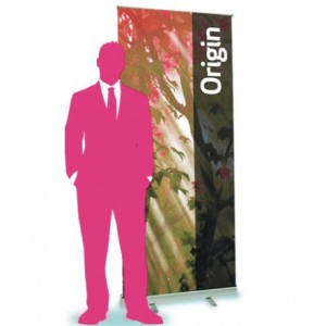 POPUP STAND 800mm x 2000mm